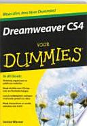 Dreamweaver Cs4 Voor Dummies