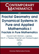 Fractal Geometry and Dynamical Systems in Pure and Applied Mathematics  Fractals in pure mathematics