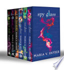 The Chronicles Of Ixia  Books 1 6   Poison Study  The Chronicles of Ixia    Magic Study  The Chronicles of Ixia    Fire Study  The Chronicles of Ixia    Storm Glass  The Glass Series    Sea Glass  The Glass Series    Spy Glass  The Glass Series