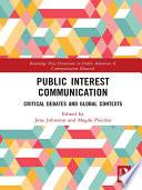 Public Interest Communication