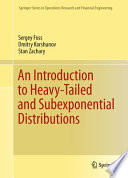 An Introduction to Heavy Tailed and Subexponential Distributions