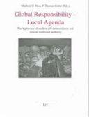 Global Responsibility   Local Agenda