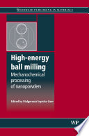 High Energy Ball Milling