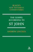Gospel According to St John