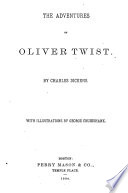 The Adventures of Oliver Twist Book PDF