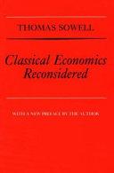 Classical Economics Reconsidered