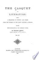 The Casquet of Literature