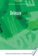 Deleuze and Film Book