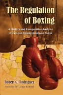The Regulation of Boxing
