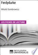 Ferdydurke Pdf/ePub eBook