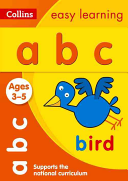 Collins Easy Learning Preschool - ABC Ages 3-5: New Edition