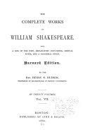 Pdf The Complete Works of William Shakespeare: The tempest. The winter's tale