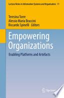 Empowering Organizations