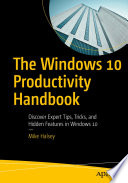 The Windows 10 Productivity Handbook