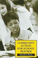 Community Action for School Reform Pdf/ePub eBook