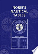 Norie's Nautical Tables