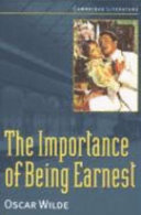 The Importance of Being Earnest  Mit Materialien Book