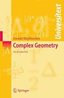 Complex Geometry [Pdf/ePub] eBook