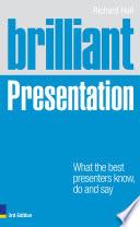 Brilliant Presentation 3e