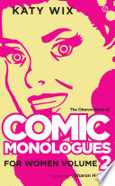 The Methuen Drama Book of Comic Monologues for Women