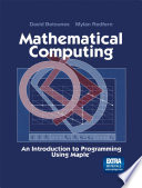 Mathematical Computing