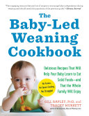 The Baby Led Weaning Cookbook Book PDF