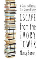 Escape from the Ivory Tower Book