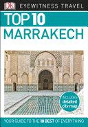 DK Eyewitness Top 10 Marrakech