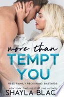 """""""More Than Tempt You"""" by Shayla Black"""