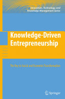 Knowledge-Driven Entrepreneurship