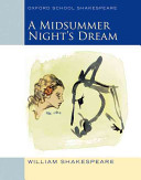 Books - Oxford School Shakespeare: Midsummer Night's Dream | ISBN 9780198328667