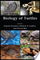 """""""Biology of Turtles: From Structures to Strategies of Life"""" by Jeanette Wyneken, Matthew H. Godfrey, Vincent Bels"""