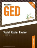 Master the GED: Social Studies Review