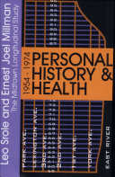 Personal History & Health