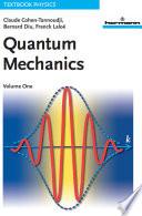 Quantum Mechanics Volume 1 Book PDF