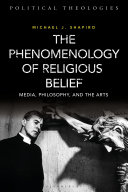 Pdf The Phenomenology of Religious Belief Telecharger