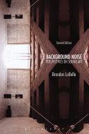 Background Noise, Second Edition Pdf/ePub eBook