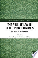 The Rule of Law in Developing Countries
