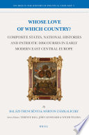 Whose Love Of Which Country