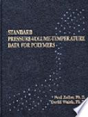 Standard Pressure Volume Temperature Data for Polymers