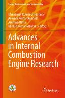 Advances in Internal Combustion Engine Research [Pdf/ePub] eBook