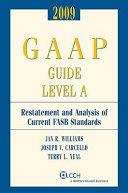 2009 GAAP Guide Level A