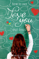 Pdf How to Say I Love You Out Loud