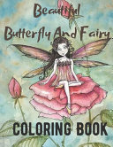 Beautiful Butterfly And Fairy Coloring Book