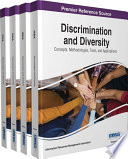 Discrimination and Diversity  Concepts  Methodologies  Tools  and Applications