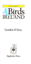 Pocket Guide to the Birds of Ireland