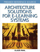 Architecture Solutions for E-Learning Systems Pdf/ePub eBook