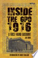Inside the GPO 1916