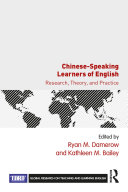 Pdf Chinese-Speaking Learners of English Telecharger