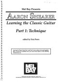 Learning the Classic Guitar